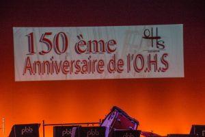 Sablé sur Sarthe, 150 ans d'une belle harmonie.