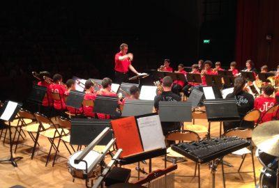 Première édition de la Junior Brass Académie