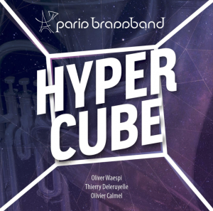 Hypercube, our last CD, is finally out!