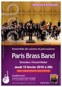 Concert - Créteil (94) @ CRR Créteil | Créteil | Île-de-France | France