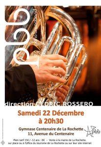 Concert - La Rochette (73) @ Gymnase Centenaire de la Rochette | La Rochette | Auvergne-Rhône-Alpes | France