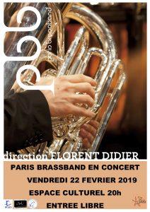 Concert de préparation au CNBB @ Espace Culturel, Doullens