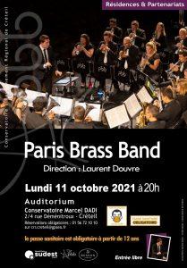 Concert Créteil @ Conservatoire à Rayonnement Régional Marcel Dadi