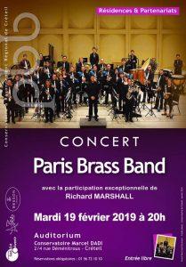 Concert de préparation au CNBB @ CRR de Créteil Marcel Dadi